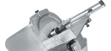 An overview of Manconi's meat slicers